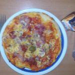 Pizza kao u pizzeriji
