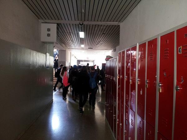 Pipi Duga Čarapa u MIOC-u - XV. gimnazija