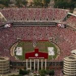 The University of Alabama, Bryant-Denny stadium - 92 158 sjedišta