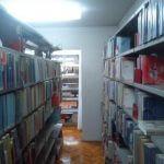 Knjižnica u 5. paviljonu