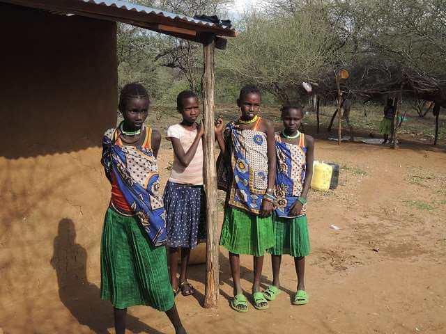Prakse upoznavanja u Africi