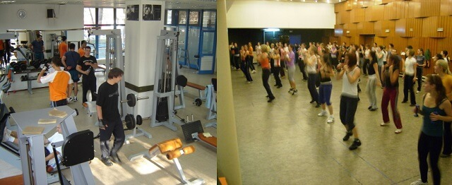 Studentski Centar U Zagrebu
