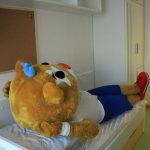 Hrki je došao provjeriti gdje će biti smješteni natjecatelji Europskih sveučilišnih igara|foto: ESI