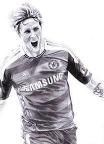 Fernando Torres iz doba dok je igrao za Chelsea