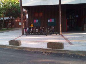 Parking za bicikle/ foto: Srednja.hr