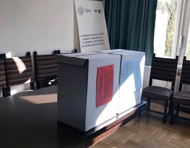 kutija studentski izbori
