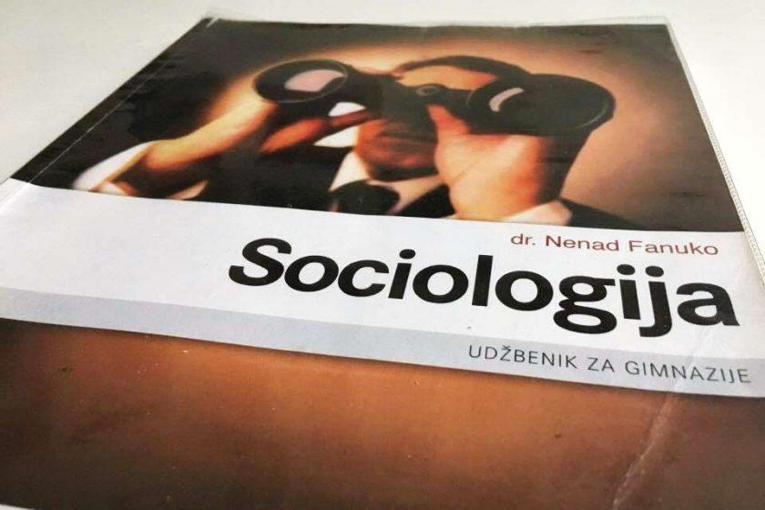 udžbenik iz sociologije