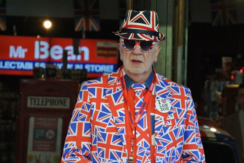 engleski čovjek
