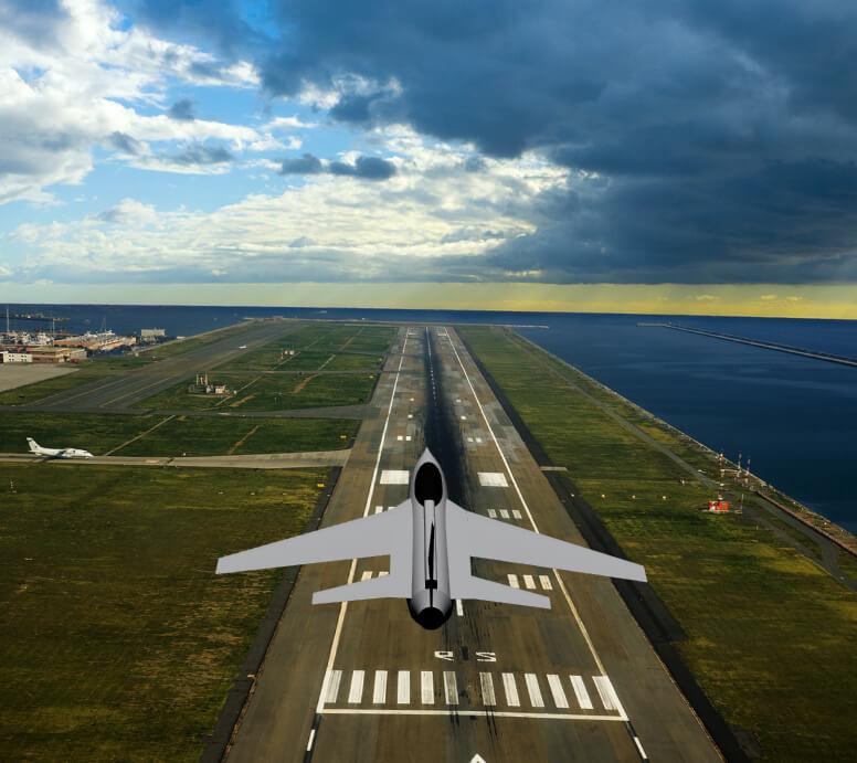 mjesta za upoznavanje zrakoplovstva