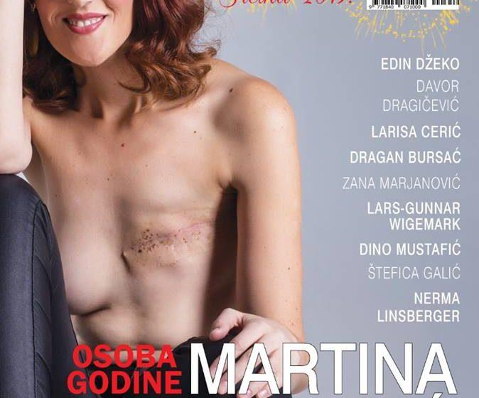 Martina Mlinarević Sopta | foto: Gracija
