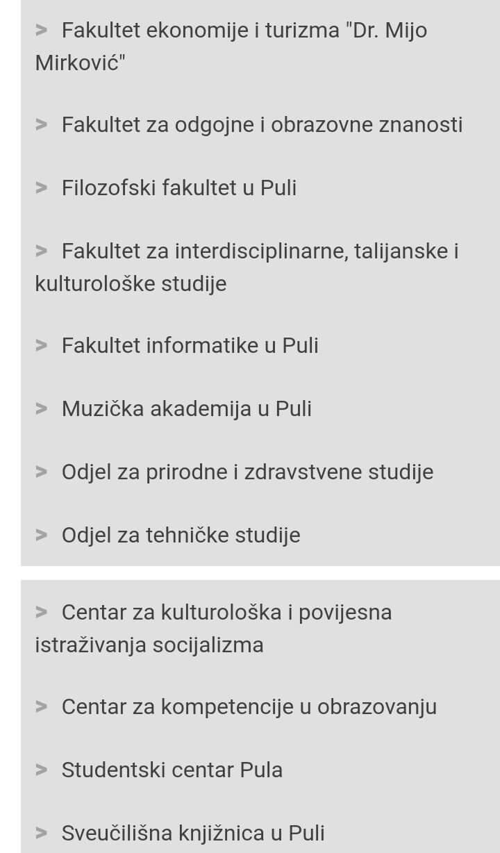 Najbolje internetske stranice za upoznavanje fakulteta