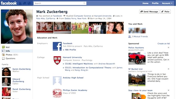 pisanje profila na web mjestu za upoznavanje