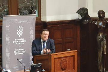 Rektor Boras na predstavljanju prijedloga zakona