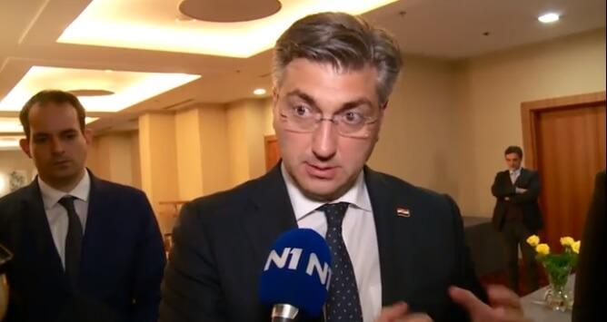 """Image result for plenković sindikata"""""""