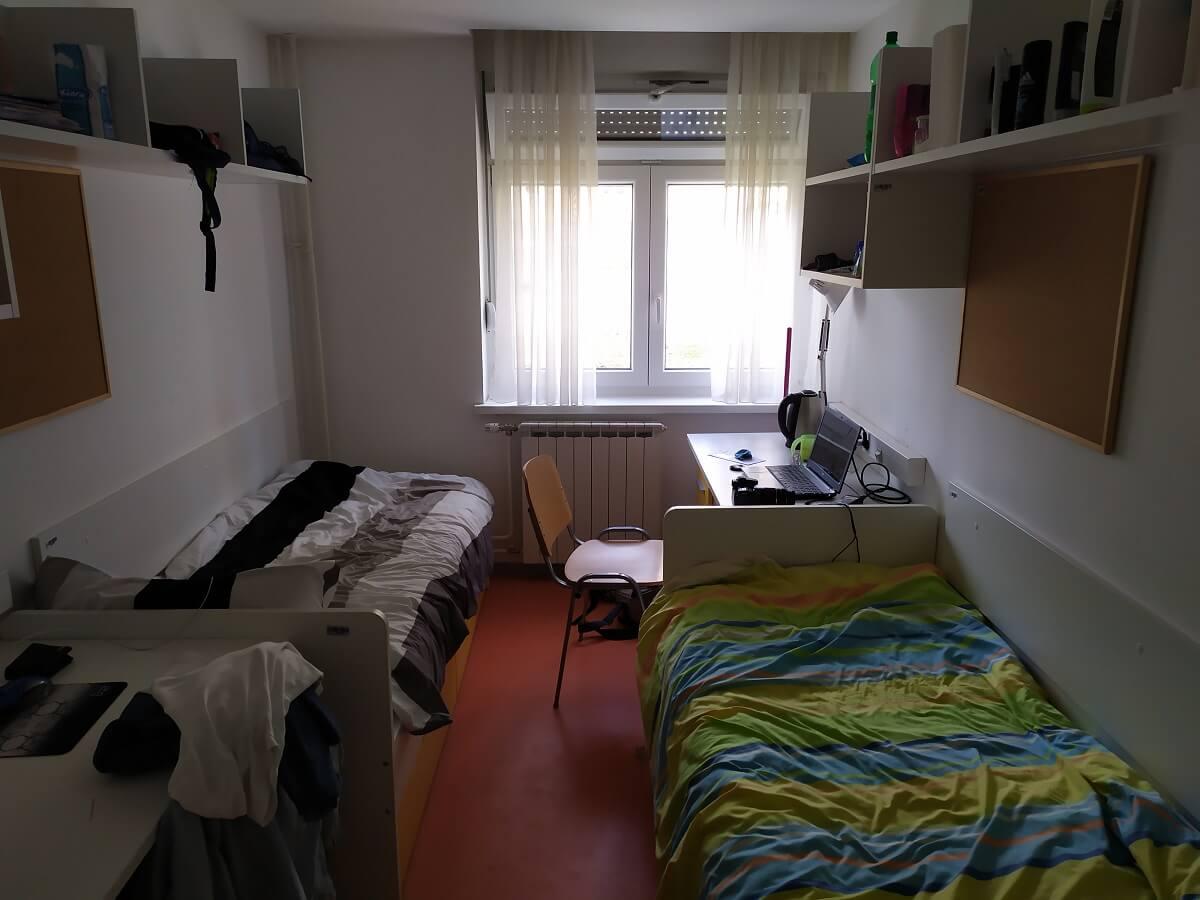 Gradi se novi studentski dom: 'Za vrijeme rokova studenti su do sada ostajali bez smještaja'