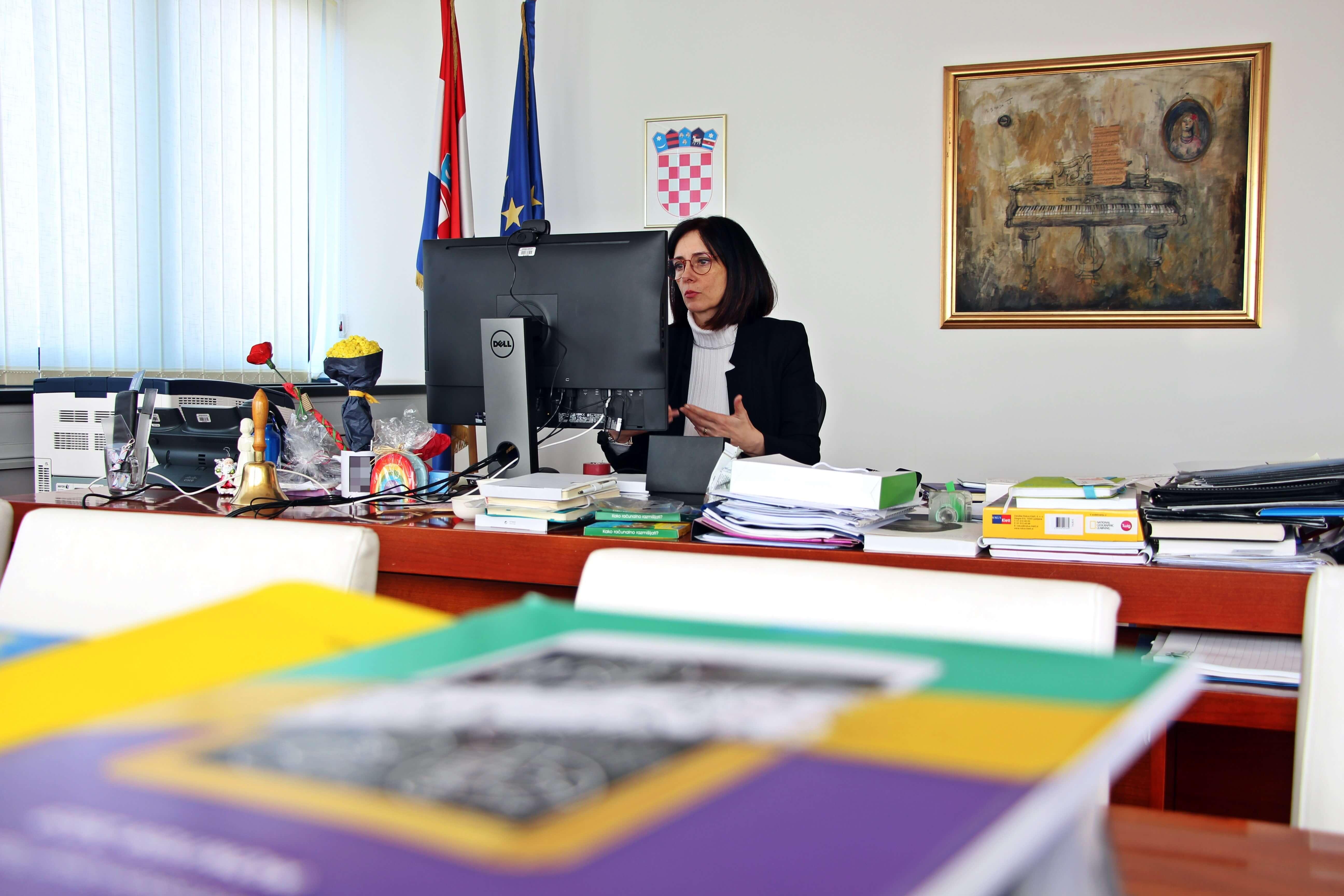 Europska komisija komentirala obrazovanje u Hrvatskoj: Izvješće se svidjelo ministrici Divjak