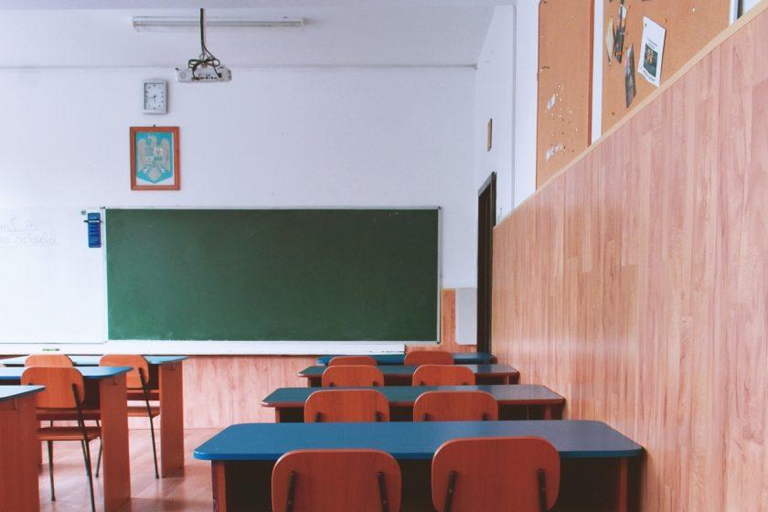 učionica razred