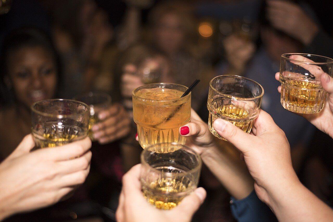 klub piće