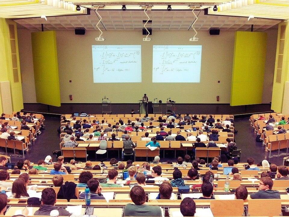 dvorana predavanje učionica