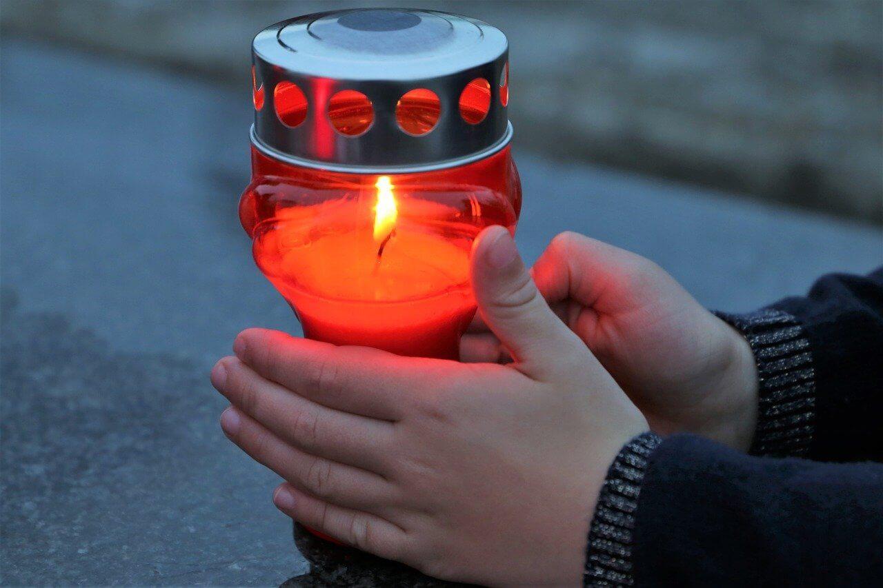 svijeća lampion