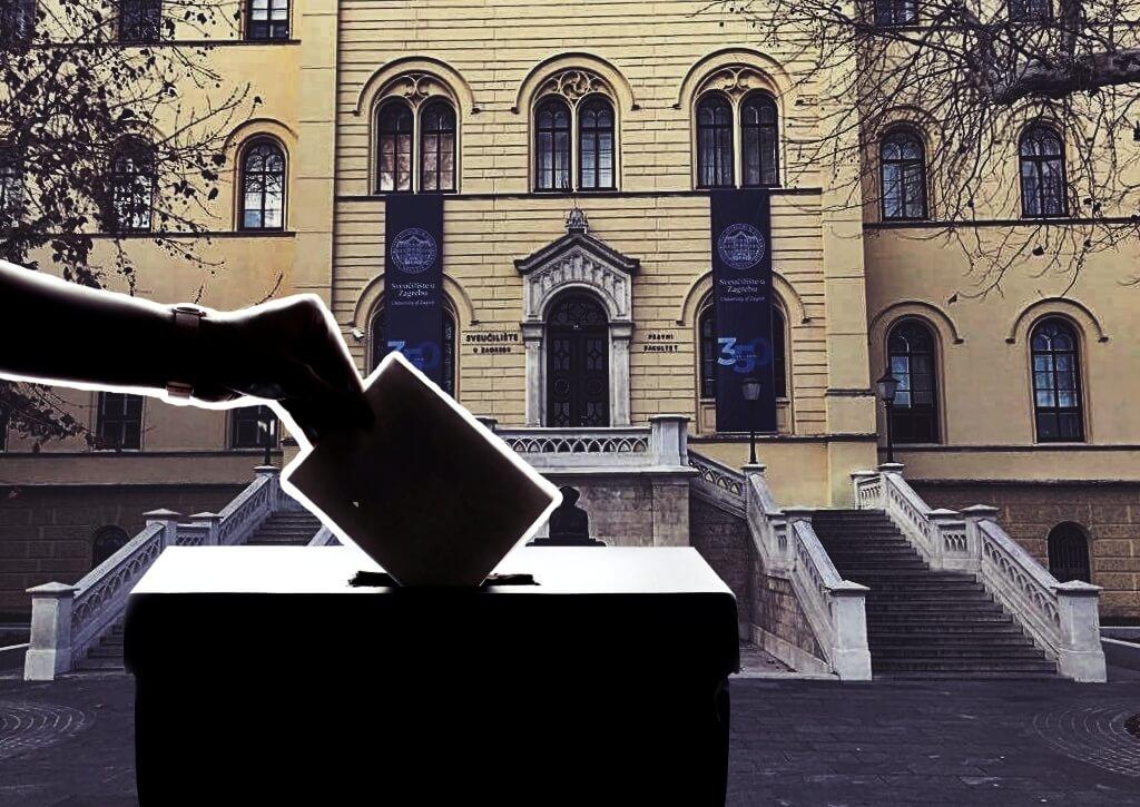 sveučilište u zagrebu studentski izbori