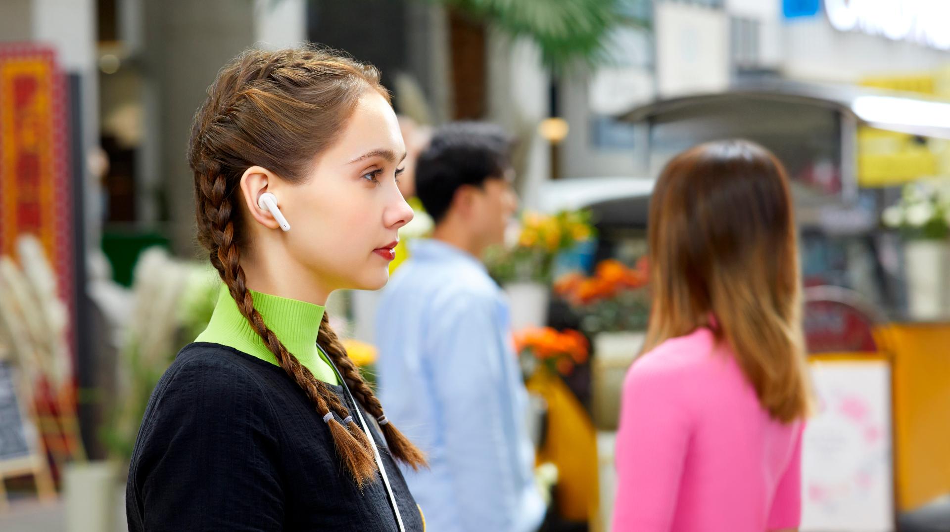 Huawei FreeBuds TikTok