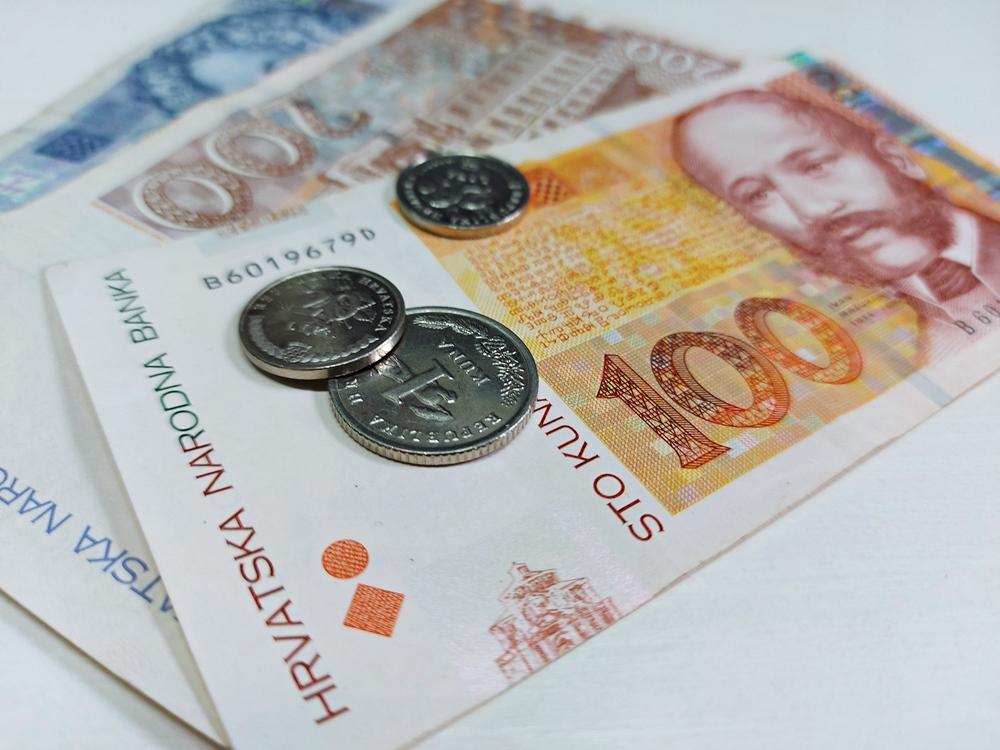 novac kune