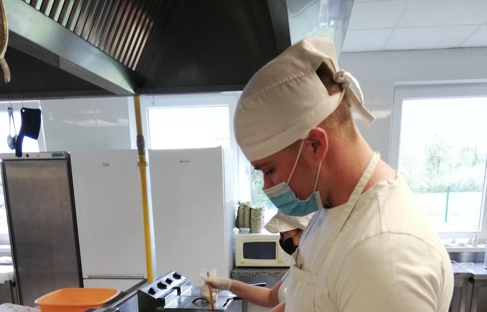 praksa konobar kuhar