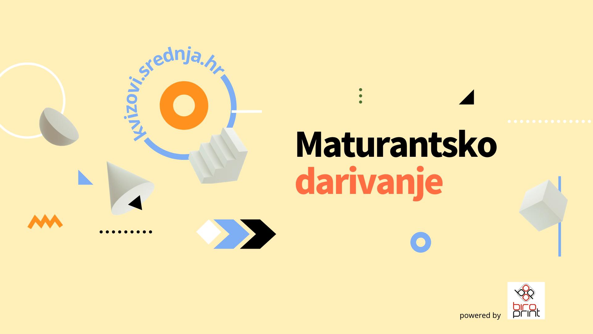 Rezultati Maturantskog natjecanja