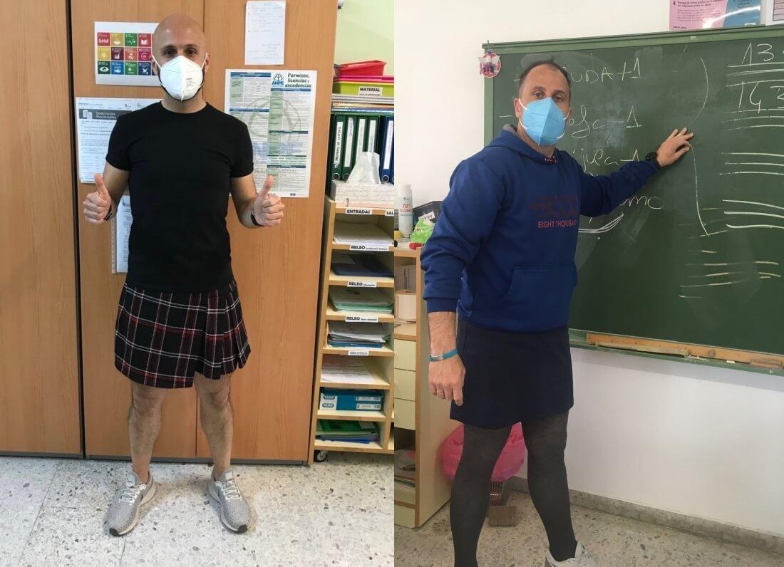 nastavnici u suknjama