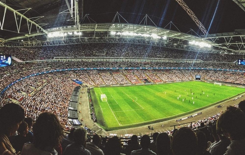 nogometni stadion wembley