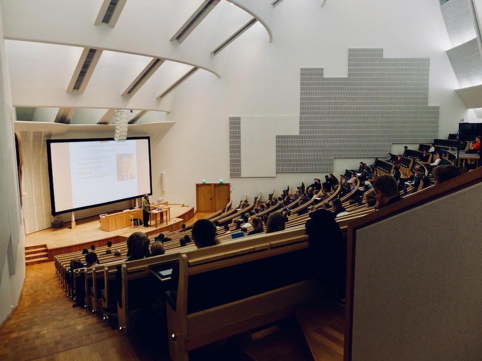 dvorana za predavanje
