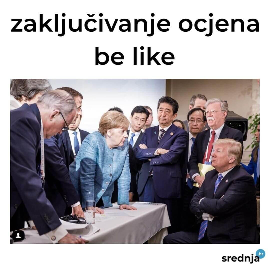meme srednja