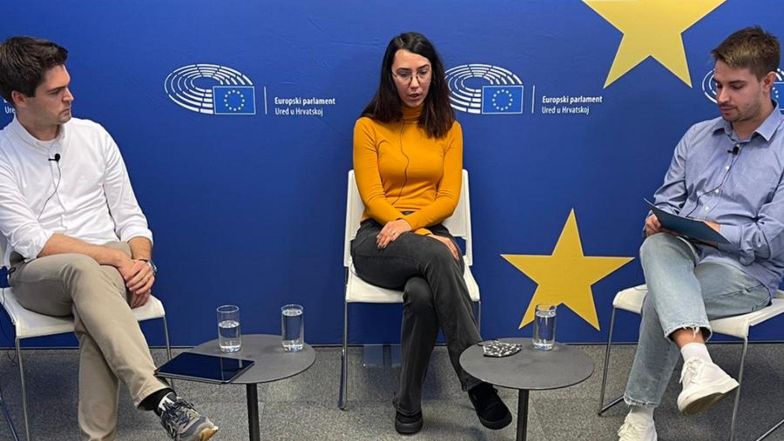 Europski parlament u Hrvatskoj Europa i mladi